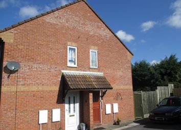 Thumbnail 1 bed end terrace house to rent in Penny Farthing Row, Leigh Close, Westbury