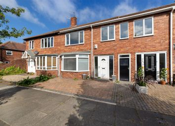 Thumbnail 3 bed terraced house for sale in Grasmere Place, Gosforth, Newcastle Upon Tyne