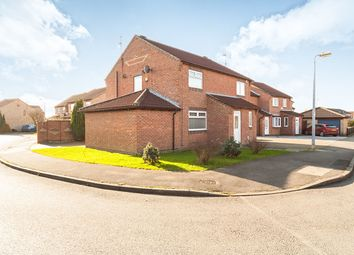 Thumbnail 2 bedroom semi-detached house for sale in Brandon Way, Kingswood, Hull