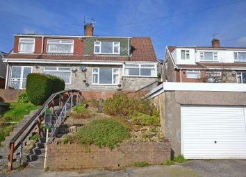 Thumbnail 2 bed semi-detached house for sale in Superb Semi-Detached House, Malvern Close, Risca
