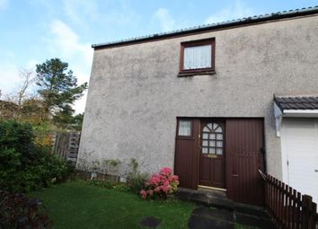 Thumbnail 3 bed end terrace house for sale in Woodhead Place, Westfield, Cumbernauld, North Lanarkshire