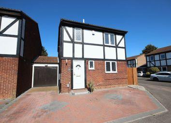 3 bed detached house to rent in Corbridge Drive, Luton LU2