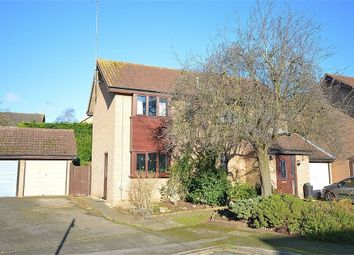 Thumbnail 4 bedroom detached house for sale in The Avenue, Cliftonville, Northampton