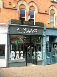 Thumbnail Retail premises for sale in 2 Carts Lane, Leicester