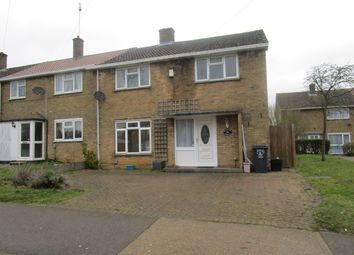 Thumbnail 4 bed end terrace house to rent in Broadwater Crescent, Stevenage