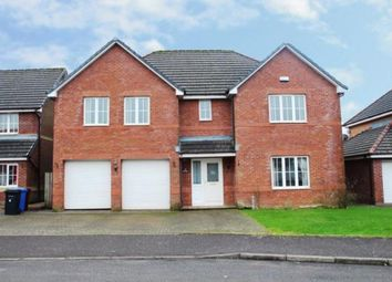 Thumbnail 5 bedroom detached house for sale in Strathyre Gardens, Hairmyres, East Kilbride