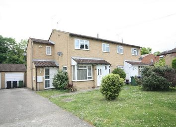 Thumbnail 1 bed end terrace house to rent in Rixon Close, George Green, Buckinghamshire