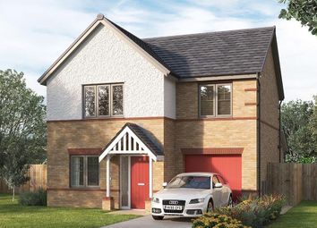 "Thumbnail 3 bed detached house for sale in ""The Melton "" at Market Street, Clay Cross, Chesterfield"