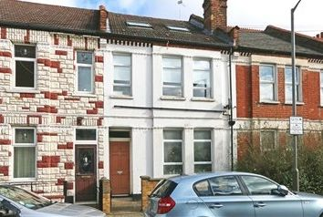 Thumbnail 1 bed flat for sale in Coverton Road, London