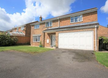 Thumbnail 5 bed detached house for sale in Biddel Springs, Highworth, Swindon