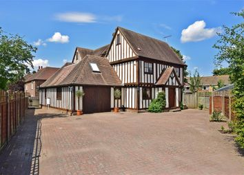 Thumbnail 5 bed detached house for sale in High Street, Lyminge, Folkestone, Kent