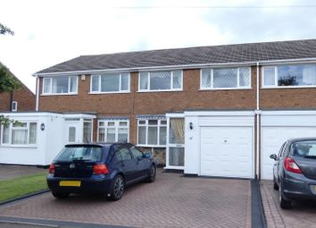3 bed terraced house for sale in Hazelwood Road, Streetly, Sutton Coldfield B74