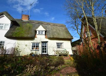 Thumbnail 2 bedroom cottage for sale in Church Street, Withersfield, Suffolk