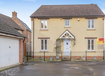Thumbnail 4 bed detached house for sale in Swindon, Wiltshire