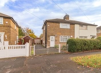 Thumbnail 3 bed semi-detached house for sale in Maple Avenue, Yiewsley, West Drayton