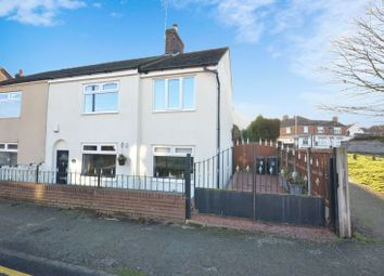 Thumbnail 3 bed semi-detached house for sale in 63 Old Butt Lane, Stoke-On-Trent
