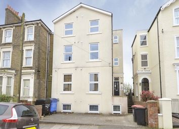 Thumbnail 1 bed flat to rent in St. Mildreds Road, Ramsgate