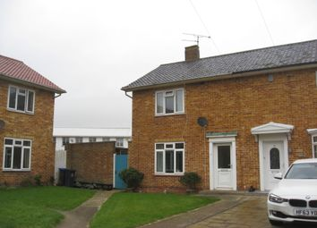 Thumbnail 2 bed end terrace house to rent in Barrington Close, Goring-By-Sea, Worthing