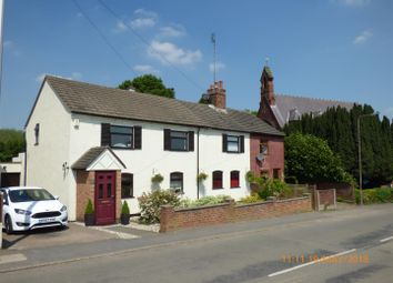 Thumbnail 4 bed semi-detached house for sale in Hillside Road, Linton, Swadlincote