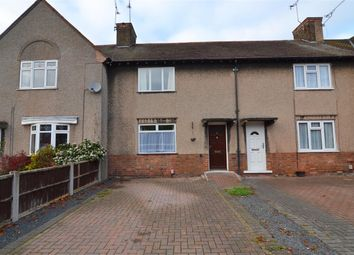 Thumbnail 2 bed terraced house for sale in West Close, Stafford