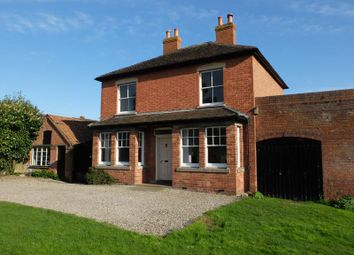 Thumbnail 3 bed detached house for sale in The Elms, New Street, Ledbury, Herefordshire