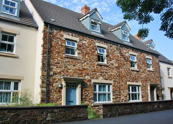 Thumbnail 4 bed town house to rent in Stourscombe Walk, Launceston