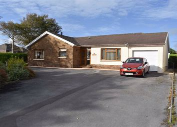Thumbnail 3 bed detached bungalow for sale in Parc Yr Ynn, Llandysul