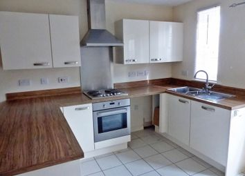 Thumbnail 3 bed town house for sale in Carpenters Close, Wragby, Market Rasen