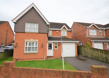 Thumbnail 4 bed detached house for sale in 8 Tintagel Way, Grimsby