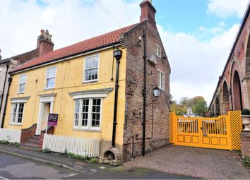 Manor House Mews, High Street, Yarm TS15. 4 bed semi-detached house for sale
