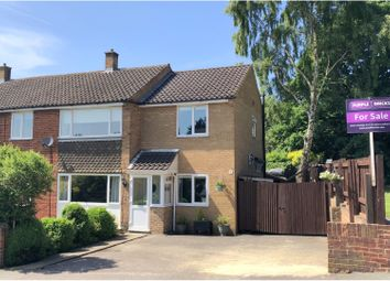 Thumbnail 5 bed semi-detached house for sale in Fairview Road, Aldershot