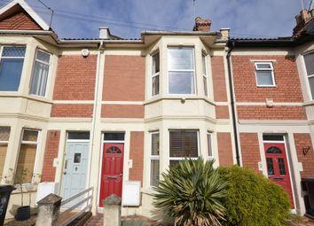 Thumbnail 2 bedroom terraced house for sale in Upper Sandhurst Road, Brislington