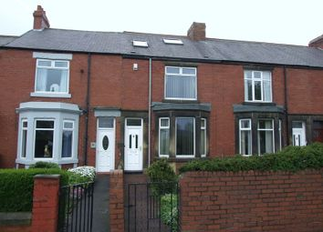 Thumbnail 3 bedroom terraced house to rent in Park View, Wideopen, Newcastle Upon Tyne
