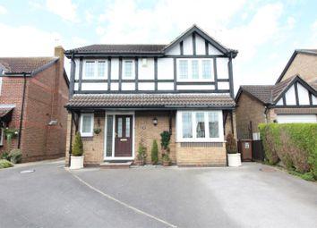 Thumbnail 4 bedroom detached house for sale in Colleridge Grove, Beverley