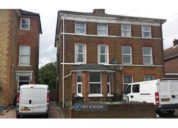 Thumbnail 1 bed flat to rent in Boxley Road, Maidstone