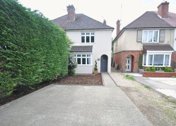 Thumbnail 3 bed semi-detached house for sale in Frimley Road, Camberley