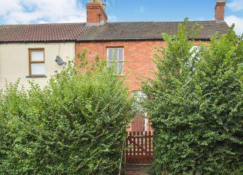 Thumbnail 2 bed terraced house for sale in Church Lane, Loughton, Milton Keynes