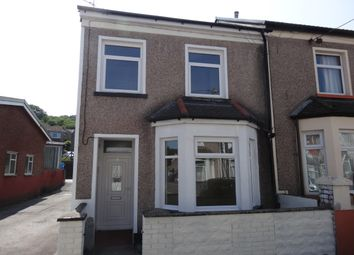 Thumbnail 4 bed end terrace house to rent in Oxford Street, Treforest, Pontypridd