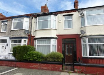 Thumbnail 3 bed terraced house to rent in Southdale Road, Rock Ferry, Birkenhead