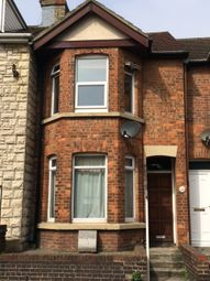 Thumbnail 3 bed terraced house to rent in Dover Road, Folkestone