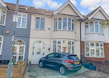 Thumbnail 4 bed terraced house for sale in Dawlish Drive, Ilford, Essex