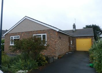 Thumbnail 2 bed detached bungalow for sale in Albion Fields, Llanon