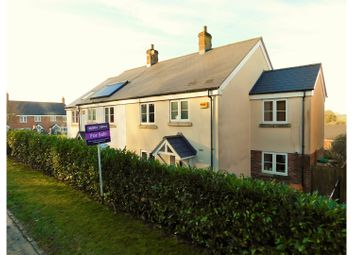 Thumbnail 4 bed semi-detached house for sale in Valley View - Aldbourne, Marlborough