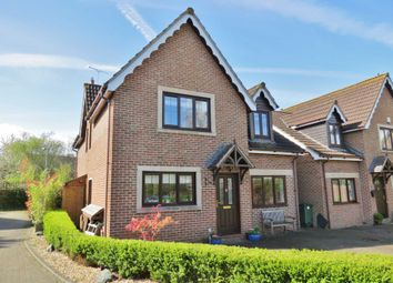 Thumbnail 4 bed detached house for sale in Martingale Road, Burbage, Marlborough