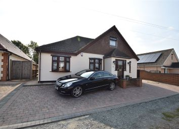 Thumbnail 5 bed detached bungalow for sale in Hedge Place Road, Greenhithe, Kent