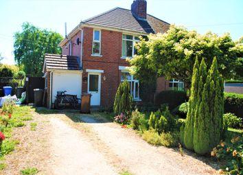 Thumbnail 3 bed semi-detached house for sale in Blows Lane, Sutterton, Boston, Lincs