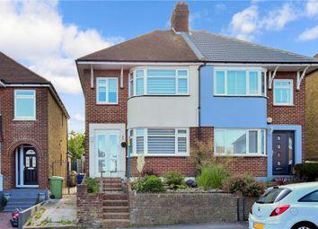 3 bed semi-detached house for sale in Gaze Hill Avenue, Sittingbourne, Kent ME10