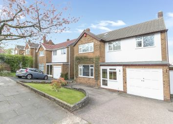 Thumbnail 4 bed detached house for sale in Lea Manor Drive, Penn, Wolverhampton