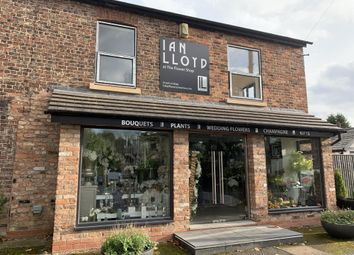 Thumbnail Retail premises for sale in Knutsford Road, Wilmslow