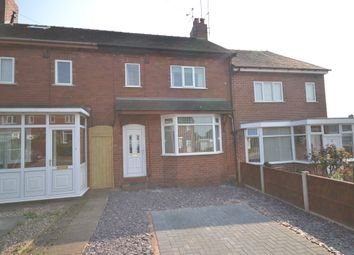 3 bed town house for sale in Hughes Avenue, Cross Heath, Newcastle ST5